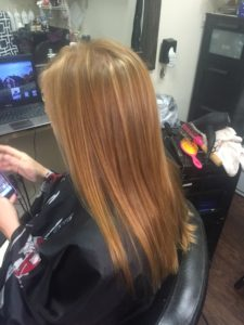 organic salon, highlights