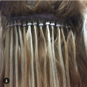 hair extension, i-tip hair extensions